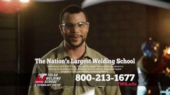 Tulsa Welding School TV Spot, 'Do Something'