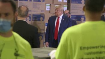 Donald J. Trump for President TV Spot, 'Sticking With Trump' - Thumbnail 3