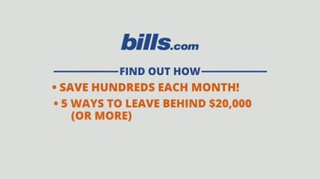 Bills.com TV Spot, 'Free Interactive Debt Planners' - Thumbnail 3