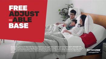 Mattress Firm Save Big Sale TV Spot, 'Save Up to $300 Plus Free Adjustable Base' - Thumbnail 4