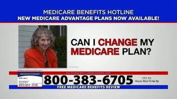 Medicare Benefits Hotline TV Spot, 'Everyone on Medicare: Advantage Plans' - Thumbnail 1