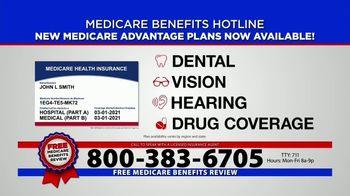 Medicare Benefits Hotline TV Spot, 'Everyone on Medicare: Advantage Plans' - Thumbnail 3