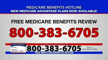 Medicare Benefits Hotline TV Spot, 'Everyone on Medicare: Advantage Plans' - Thumbnail 5