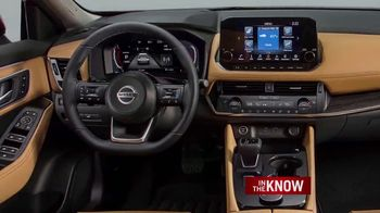 2021 Nissan Rogue TV Spot, 'In the Know: Built With Care' [T1] - Thumbnail 5