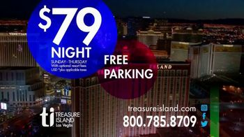 Treasure Island Resort & Casino TV Spot, 'Your Deal'