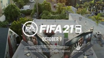 FIFA 21 TV Spot, 'Win as a Team' Featuring Kylian Mbappé, Song by Sydny & The N3W N3W - Thumbnail 4