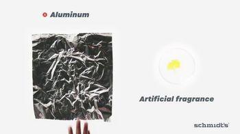 Schmidt's Naturals TV Spot, 'Natural Deodorant That Works' - Thumbnail 4