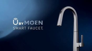 U by Moen Smart Faucet TV Spot, 'The Only Faucet You Never Have to Touch'