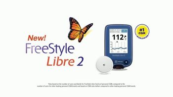 FreeStyle Libre 2 TV Spot, 'Optional Alarms'