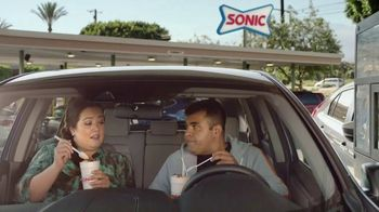 Sonic Drive-In Trick or Treat Blasts TV Spot, 'Mouth Party'