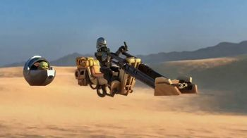 Star Wars Mission Fleet TV Spot, 'Blasting Off Towards New Adventures'