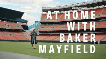 Progressive TV Spot, 'Baker Mayfield Makes One Trip' - Thumbnail 2