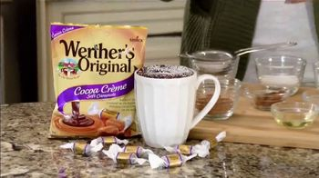 Werther's Original TV Spot, 'Ion Television: Cocoa Caramel Mug Cake' Featuring Lauren O'Quinn - 5 commercial airings