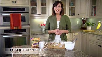 Werther's Original TV Spot, 'Ion Television: Cocoa Caramel Mug Cake' Featuring Lauren O'Quinn - Thumbnail 2