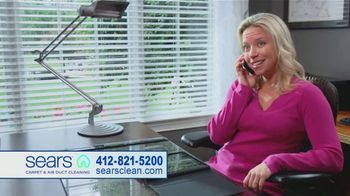 Sears Home Services TV Spot, 'Clean and Protect Your Air'