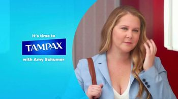 Tampax TV Spot, 'Time to Tampax: Someone Just Got Her Period' Featuring Amy Schumer - Thumbnail 1