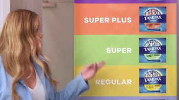 Tampax TV Spot, 'Time to Tampax: Someone Just Got Her Period' Featuring Amy Schumer - Thumbnail 6