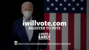 The Democratic National Committee TV Spot, 'Election Announcement: Register Right Now' - Thumbnail 4