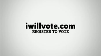 The Democratic National Committee TV Spot, 'Election Announcement: Register Right Now' - Thumbnail 3