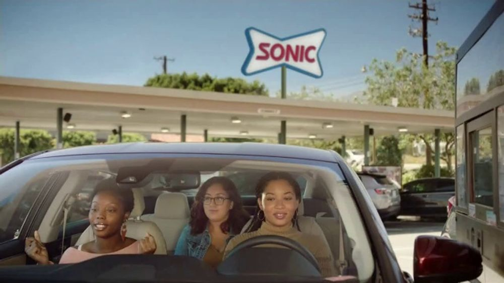 Sonic Drive In Jr Garlic Butter Bacon Burger Tv Commercial Excited Song Ispot Tv