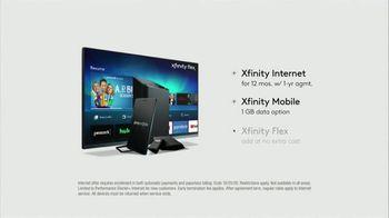 XFINITY Internet TV Spot, 'Power of Three' - Thumbnail 9