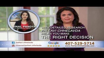 Pallavi Chhelavda TV Spot, 'Testimonial' Featuring Jinal Pandya - 295 commercial airings