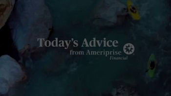 Ameriprise Financial TV Spot, 'Navigating Uncertainty in Today's Markets' - Thumbnail 1