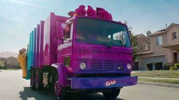 Glad ForceFlex Plus TV Spot, 'The Happiest Trash Bag' - Thumbnail 1