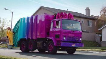 Glad ForceFlex Plus TV Spot, 'The Happiest Trash Bag' - Thumbnail 2
