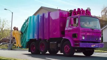 Glad ForceFlex Plus TV Spot, 'Rainbow Bubbles'