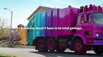 Glad ForceFlex Plus TV Spot, 'The Happiest Trash Bag' - Thumbnail 8
