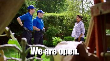 1-800-GOT-JUNK TV Spot, 'All You Have to Do Is Point: Open' - Thumbnail 2