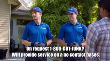 1-800-GOT-JUNK TV Spot, 'All You Have to Do Is Point: Open' - Thumbnail 3