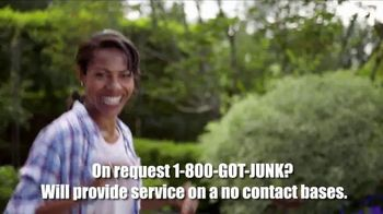 1-800-GOT-JUNK TV Spot, 'All You Have to Do Is Point: Open' - Thumbnail 5