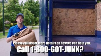 1-800-GOT-JUNK TV Spot, 'All You Have to Do Is Point: Open' - Thumbnail 6
