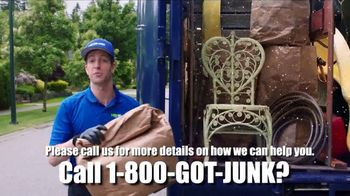 1-800-GOT-JUNK TV Spot, 'All You Have to Do Is Point: Open' - Thumbnail 7