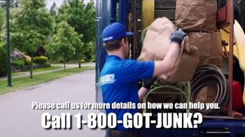 1-800-GOT-JUNK TV Spot, 'All You Have to Do Is Point: Open' - Thumbnail 8