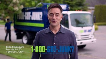 1-800-GOT-JUNK TV Spot, 'All You Have to Do Is Point: Open' - Thumbnail 9