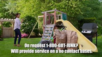 1-800-GOT-JUNK TV Spot, 'All You Have to Do Is Point: Open'