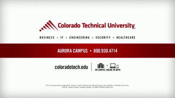 Colorado Technical University Fast Track TV Spot, 'Day Zero' - Thumbnail 8