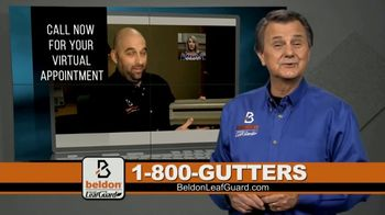 Beldon LeafGuard Spring Blowout Sale TV Spot, 'Keep America Rolling'
