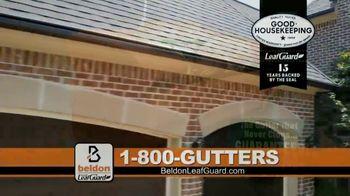 Beldon LeafGuard Spring Blowout Sale TV Spot, 'Keep America Rolling' - Thumbnail 2