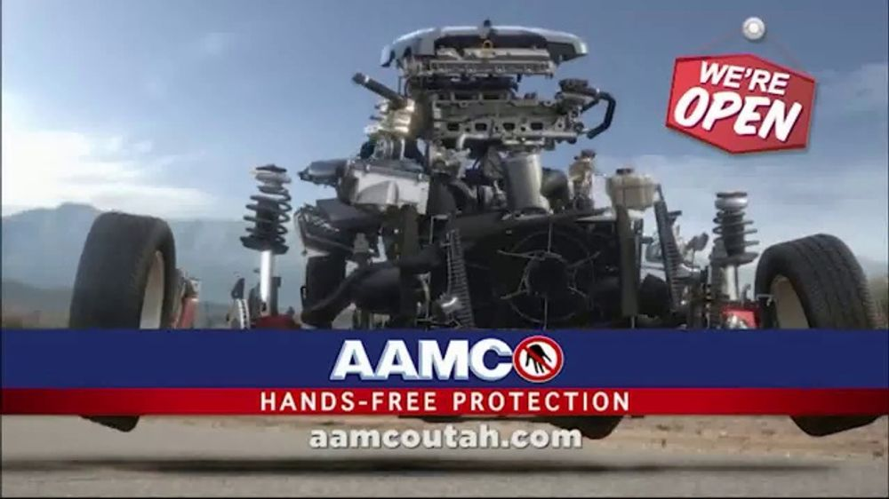 AAMCO Transmissions TV Commercial, 'Open for Business: Free Towing and 50 Percent Off'