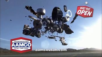 AAMCO Transmissions TV Spot, 'Open for Business: Free Towing and 50 Percent Off' - Thumbnail 1