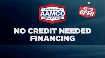 AAMCO Transmissions TV Spot, 'Open for Business: Free Towing and 50 Percent Off' - Thumbnail 7