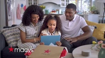 Macy's TV Spot, 'The Small Things: Extended Savings' - 1571 commercial airings