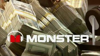 Monster TV Spot, 'Hear It to Believe It' - Thumbnail 1