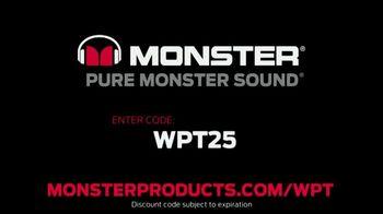 Monster TV Spot, 'Hear It to Believe It' - Thumbnail 8