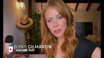 ClubWPT TV Spot, 'Stuck at Home' Featuring Lynn Gilmartin
