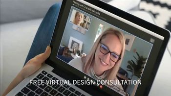 California Closets TV Spot, 'Organize: Free Virtual Design Consultations' - Thumbnail 2